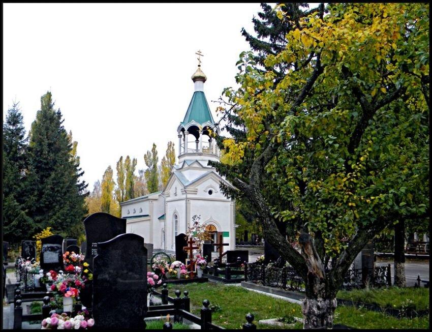 Кладбища Курска и Курской области